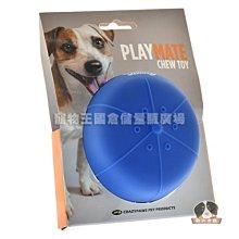 【寵物王國】Playmate寵物啾啾玩具(個性藍)