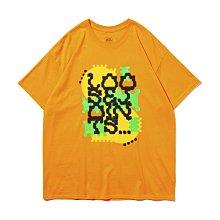 "[ LAB Taipei ] LOOSEJOINTS "" ABSTRACT_JMW01 TEE "" (Orange)"