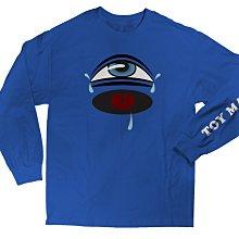 SKATEBOARDING 滑板店 TOY MACHINE 滑板長袖T恤 CRY SECT