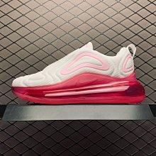 Nike Max 720 白粉 女神 時尚 氣墊 休閒運動慢跑鞋 AR9293-103 女鞋