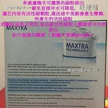 真品平行輸入 德國原裝進口 britA maxtrA plus +濾芯/濾心 濾水壺用一盒2個(非台灣公司貨$150*2