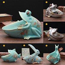 歐式創意招財擺飾 裝飾品 果乾糖果盆 鞋櫃零錢收納 雜物收納擺飾 裝飾品 玄關招財物