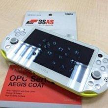 SONY PS VITA 二代 PCH-2000/2007 iMOS 3SAS 防潑水 防指紋 保貼 螢幕貼