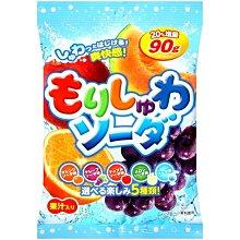 +東瀛go+ 日本【立夢】Ribon 5種口味 綜合水果蘇打糖 水果汽水糖 婚禮小物 拜拜 喜糖 同樂會