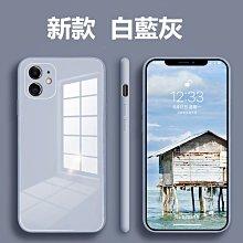 iPhone 13 11 12 液態硅膠玻璃殼 XR X XS Pro max 手機殼 保護殼 防摔殼 保護貼 玻璃貼