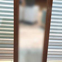 樂居二手家具館 便宜2手傢俱賣場 B0120BJJC 胡桃化妝台 中古鏡台 化妝桌 梳妝台 中古臥室家具 台北新竹台中