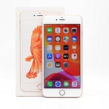 【台南橙市3C】APPLE IPHONE 6S PLUS 64G 64GB 玫瑰金 5.5吋 二手手機  #45714