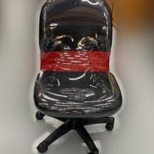 【台北二手家具】推薦泰山宏品二手家具 家電買賣 EA150-3Fj*全新黑紅網辦公椅* 辦公桌/會議桌/鐵櫃/辦公屏風