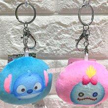 【迪士尼】正版 tsum tsum 3吋 奇奇蒂蒂 米奇米妮 史迪奇 醜丫頭 頭型 吊飾 掛飾 娃娃 玩偶 鑰匙圈