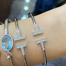 天然鑽石手環,經典雜誌款式,搭配18K金材質,超白小鑽,共兩個,一個31分一個27分!超值優惠價29800元,28800元,香港進口珠寶可參考Tiffany款