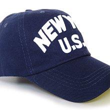 帽子專賣店【NEW YORK U.S.A 運動風格☆Z831657-1☆NYC 1984 優質棒球帽】深藍