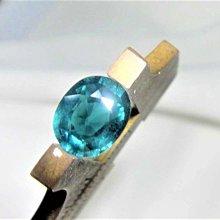 【艾琳珠寶藝術】天然帕拉伊巴寶石(裸石) -- 霓虹藍電氣石(未經加熱處理,無燒) -- 附TGC寶石鑑定書