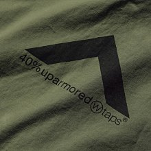 ♤ASENSERI♤ WTAPS BUDS LS SHIRT COTTON RIPSTOP 定番款軍式風格襯衫