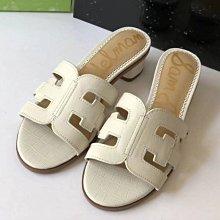 DANDT 時尚復古牛皮中跟涼鞋(20 MAY)風格請在賣場搜尋 SUN 或 外銷女鞋
