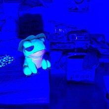 100W藍光投光燈 防水IP65