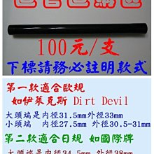 【Dirt Devil 】吸塵器通用黑過濾棉到貨了/延長管/軟管/直管/ 手握管/集塵桶/接頭/濾網/濾棉/濾袋配件詢問