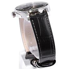 HAMILTON 漢米爾頓 H32565735 手錶 機械錶 40mm 縷空面盤 黑面盤 皮錶帶 男錶女錶
