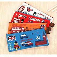 【🐱🐶培菓寵物48H出貨🐰🐹】飛越倫敦筆袋ZAKKA牛津布文具包 特價39元