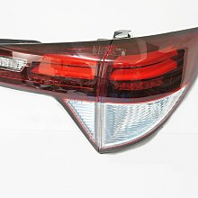 ~~ADT.車燈.車材~~本田 HRV HR-V 15 16 17 LED光條 光柱紅白尾燈一組 6500 特價出清