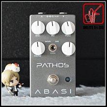 Abasi Pathos 新派前衛金屬Djent失真 單塊效果器Tosin Abasi印象小店