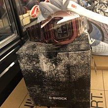 紅色全新 CASIO G-SHOCK Full Metal Bordeaux GMW-B5000RD-4JF
