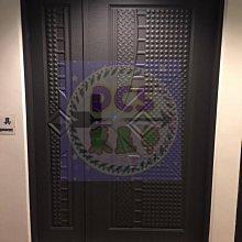 [東星市]鍍鋅烤漆鋼板壓花門100X210 $13500起 /子母門/玄關門/硫化銅門/60a防火門/單玄關/雙玄關