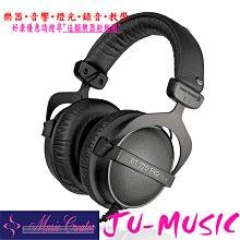 造韻樂器音響- JU-MUSIC - Beyerdynamic DT770 PRO 32 歐姆 密閉式 監聽 耳機 錄音