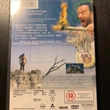 (全新未拆封絕版品)浩劫重生 Cast Away 雙碟版DVD(協和公司貨)