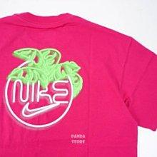 nike 刺繡 logo 籃球 短袖 短t db5951-615 桃紅 男