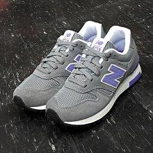 new balance nb 565 WL565GLW 灰色 紫色 薰衣草紫 灰紫 麂皮 網布 慢跑鞋 75折優惠中