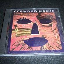 CD-CROWDED HOUSE/WOODFACE/荷蘭版