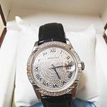 ROSDENTON 勞斯丹頓  真鑽男錶 原價59800元