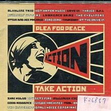 *真音樂* PLEA FOR PEACE TAKE ACTION 二手 K26857
