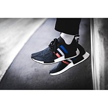 Adidas NMD R1 PK Tri Color黑 雪花 藍白紅 BMW 休閒情侶慢跑鞋 男鞋 女鞋  BB2887