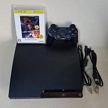 PS3 CECH-2100A 120GB 版本4.84 薄機 附原廠遊戲片