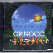 599免運CD~皮耶貝蒙 PIERRE BELMONDE【ORINOCO FLOW】排笛心海24首南美大師演奏專輯免競標