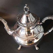 412高級英國鍍銀壺 Vintage Silverplate Ornate (24公分高)
