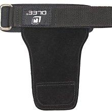 庫存出清品Qlee 健身護掌手套透氣健美拉力帶 握力帶 背拉硬舉機械防滑耐磨型號1280最後一個庫存出清