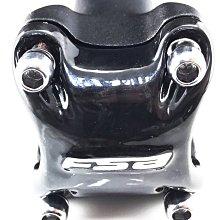FSA GOSSAMER 自行車 31.8X80mm/90mm/100mm 龍頭 鋁合金+碳纖維前蓋 出清價