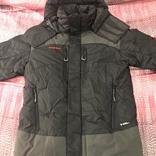 Mammut Ambler Pro IS Hooded Jacket 防潑水 保暖羽絨 連帽外套