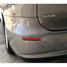 【JR佳睿精品】改裝 Toyota PREVIA 06-15 鍍鉻 後反光片框 後保桿燈框 後下巴 飾框  配件 精品