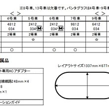 [玩具共和國] KATO 10-1543 ICE4 増結セットA (3両)