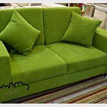 【 一張椅子 】 繪出青康藏高原的綠色曙光。設計師愛用 雙人沙發