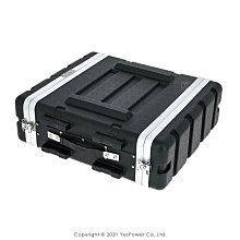 RW03 3U ABS瑞克箱 二開輕便型機櫃/手提航空箱/總深58cm/機箱/堅固耐用/防水防潮 悅適影音