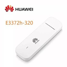 華為 Huawei E3372h-320  4G/LTE USB行動網卡  Wifi 分享器無線行動網卡路由器e3372