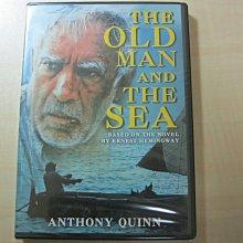 全新未拆封/海明威名著-老人與海/安東尼昆Anthony Quinn主演/美國2005出版
