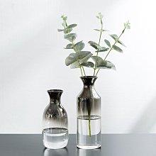SX千貨鋪-風 個性創意家居裝飾品擺件房間臥室客廳桌面透明玻璃花瓶#擺件#家居裝飾#創意#裝飾