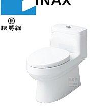 《振勝網》INAX 伊奈衛浴 AC-939VN-TW/BW1 水龍捲 抗污單體馬桶 優於TOTO 凱撒 和成 特惠專案A