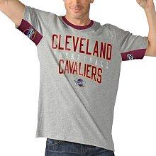 NBA 克利夫蘭騎士隊 短袖T恤【M】官方授權 Cleveland Cavaliers 灰色 全新 現貨