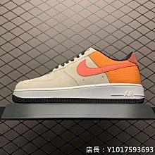Nike Air Force 1 07 LV8 2 休閒運動 滑板鞋 CD0887-100 男女鞋